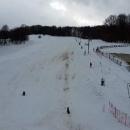 Otvoreno skijalište na Plitvicama