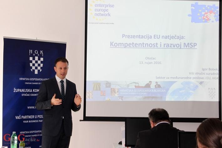 Prezentacija EU natječaja