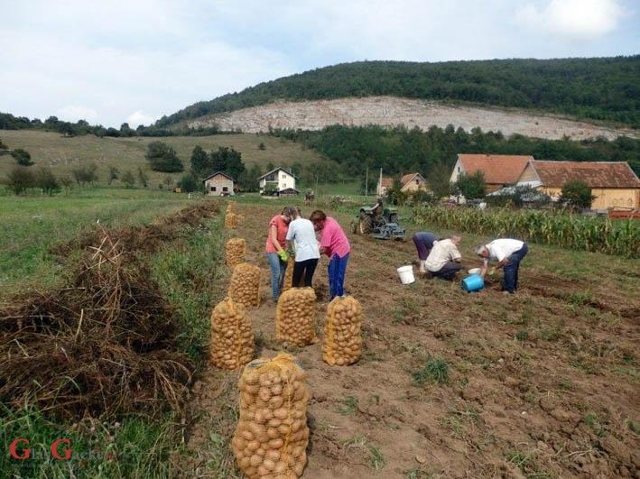 Skupljanje hrane za katolička sjemeništa