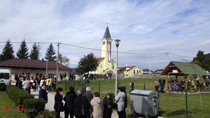 Donji Lapac dobio katoličku crkvu nakon gotovo pet stoljeća