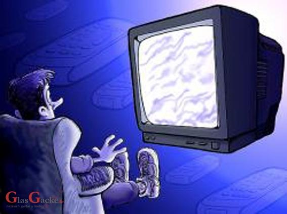 Koliko dugo vremena provodimo pred televizorom?