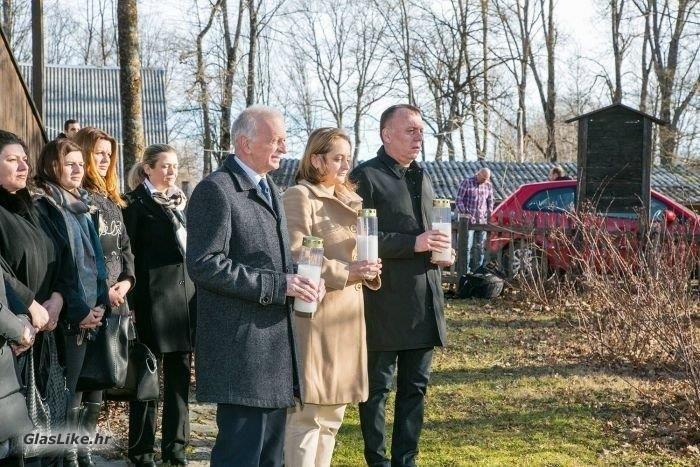Izaslanstvo Županije obilježilo 121.godišnjicu smrti dr.Ante Starčevića