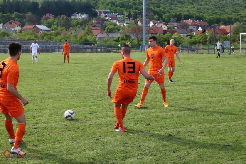 Povijesna utakmica NK Otočac