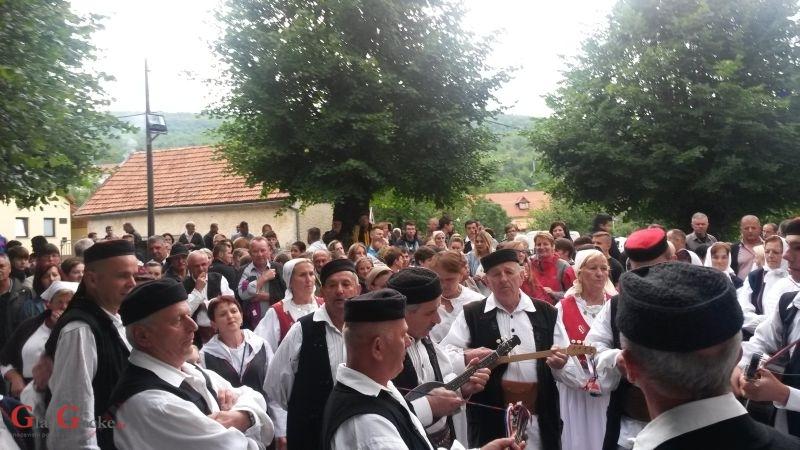 Karmenica u Kuterevu i III. Folklorni susreti