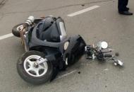 Pala s motora - teška ozljeda