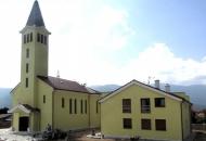 Blagoslov crkve u Donjemu Lapcu