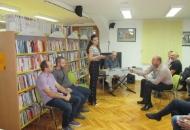 """U senjskoj knjižnici otvorena izložba """"Dva grada-jedna priča"""""""