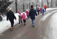 Senjski vrtićarci na zimovanju u Ogulinu