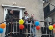 Maškare vratile ključeve Grada gradonačelniku