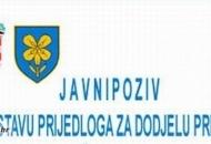 Prijedlog za dodjelu javnih priznanja Ličko-senjske županije za 2016.g.