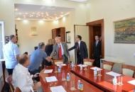 Posjet kineske delegacije Novalji.