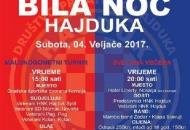 Bila noć Hajduka u Novalji