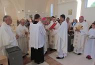 Blagoslovljene nove orgulje u Crkvi hrvatskih mučenika