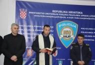 Policijski kapelan blagoslovio prostorije Policijske uprave ličko-senjske