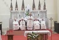 Četiri biskupa u Senju na Veliku Gospu