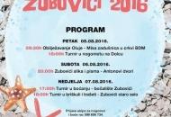 """""""Zubovići 2016"""" kulturno-sportsko lito"""