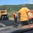 Nagorjeli asfalt zamijenjen novim
