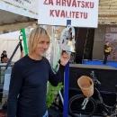 Izlagači iz Ličko-senjske županije na Kupujmo hrvatsko u Zagrebu