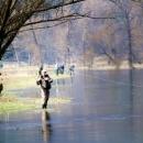 Započela ribička sezona na rijeci Gacki