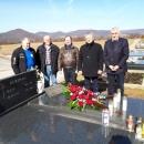 Obilježena sedma obljetnica smrti prvog Gradonačelnika Grada Otočca Dražena Bobinca