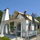 Obnova spomen-kapele na Žutoj Lokvi