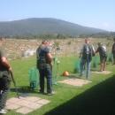 Županijsko natjecanje u gađanju glinenih meta na Runjavici