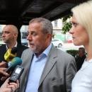 Bandić dočekan kao premijer u Otočcu