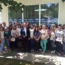 Darko Milinović kandidat HDZ-a na predstojećim parlamentarnim izborima posjetio Otočac