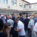 Plenković u Gospiću: Naš prioritet je Hrvatska na koju ćemo svi biti ponosni