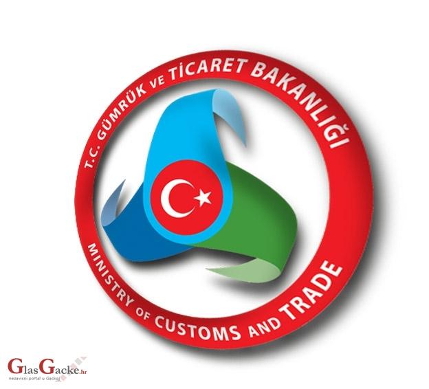 Novi uvjeti izvoza roba u Tursku