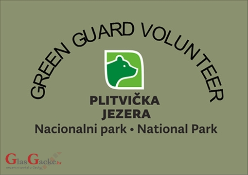 Volonteri u NP Plitvička jezera