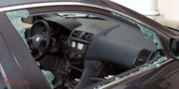 Serija provala u automobile