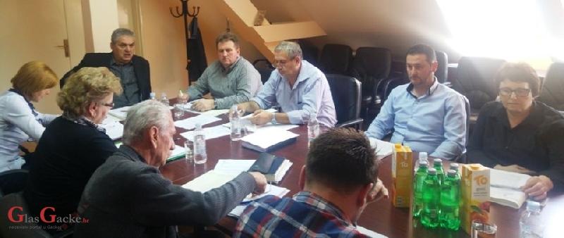 Održano posljednje Općinsko vijeće Općine Brinje u ovom sazivu