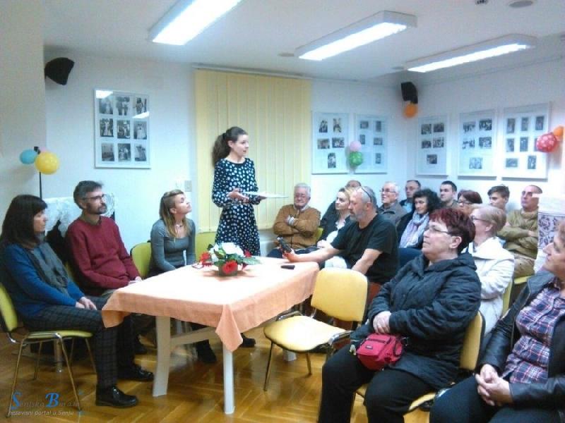 """U Senjskoj knjižnici predstavljanja knjiga """"Starim cestama preko Velebita"""""""