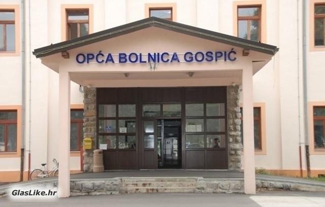 Općoj bolnici Gospić bespovratna 22 miljuna kuna