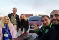 Talijanska TV ekipa snima u Gackoj