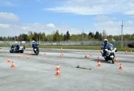 Trening sigurne vožnje motociklom
