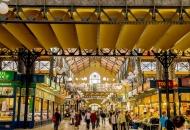Hrvatska tržnica - u Budimpešti