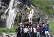 Studenti povodom Dana planeta Zemlja na Plitvičkim jezerima