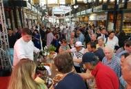 Hrvatska tržnica usred Budimpešte