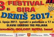 8. Festival sira u Drnišu