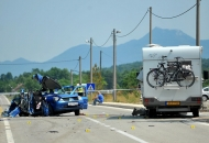 Teška nesreća u Općini Lovinac