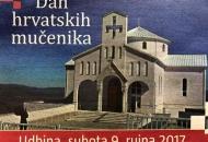 Dan hrvatskih mučenika - 9. rujna