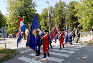 Otočac - hrvatska prijestolnica proslave Prvoga hrvatskog redarstvenika