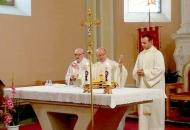 Misa u otočkoj crkvi za 27. obljetnicu Prvoga hrvatskoga redarstvenika