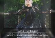 U nedjelju koncert Nine Kraljić u Kampu Korana