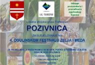 4. Ogulinski festival zelja i meda - 10. rujna