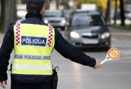 Policija pojačava nadzor i sankcioniranje tzv. četiri glavne ubojice u prometu
