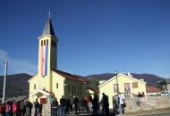 Godišnjica nove župe i posvete crkve