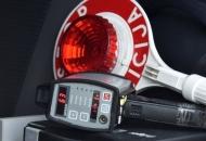 U tijeku akcija kontrole brzine kretanja vozila
